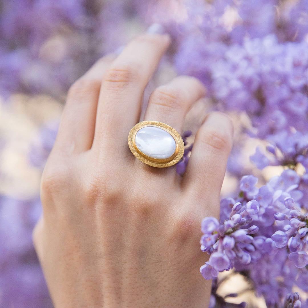 Unique Design Of Engagement Ring