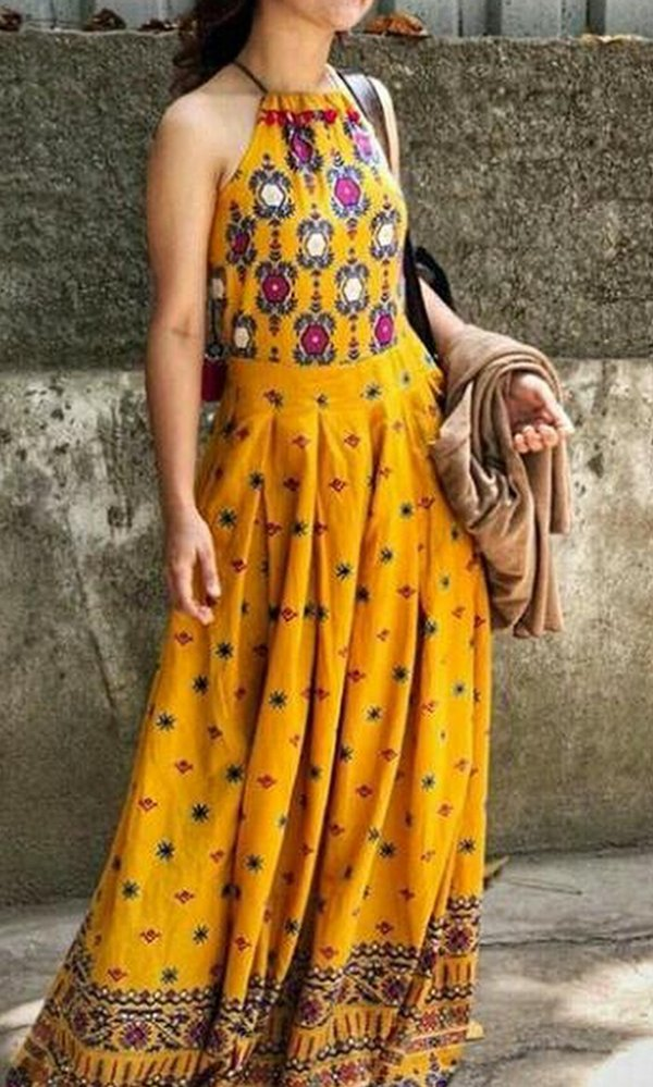 4f9afdf8435 45+ Trendy Maxi Dresses You Should Own In This Summer