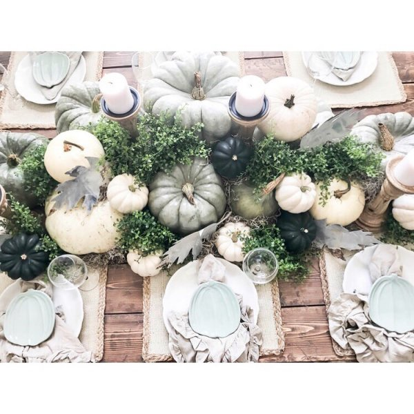 Traditional Table Decorating Ideas For Thanksgiving