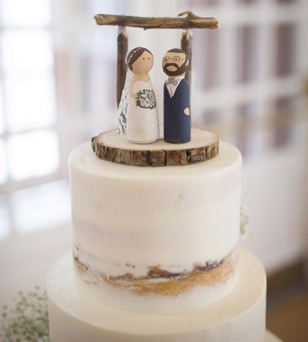 Ultimate wedding cake toppers