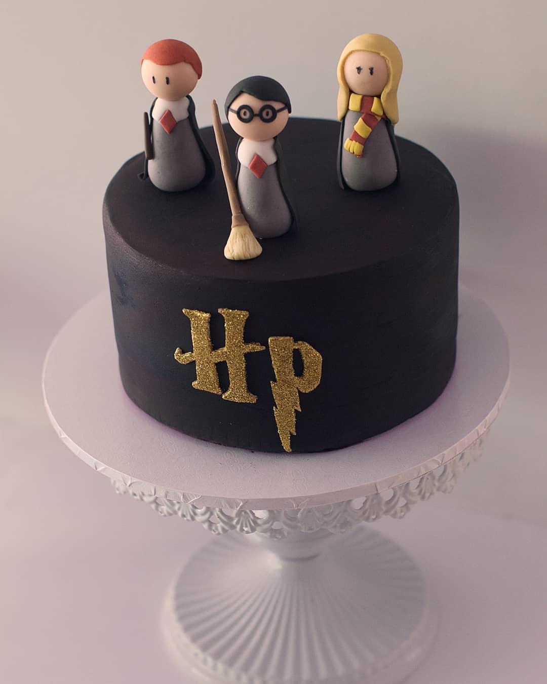 40 Impressive Harry Potter Theme Cake Ideas Collagecab