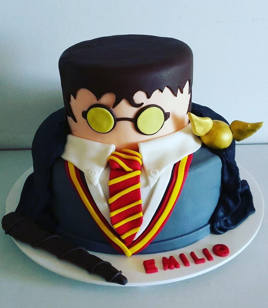 Best harry potter theme cake. Pick by ateliegraosdeacucar