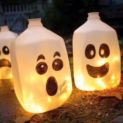 Cute Halloween Decor Idea.