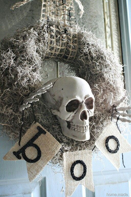Awesome DIY wreath.
