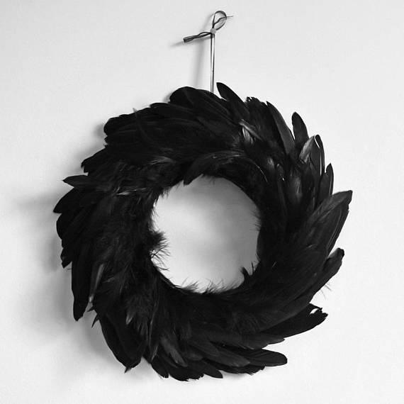Wicked Halloween Wreath