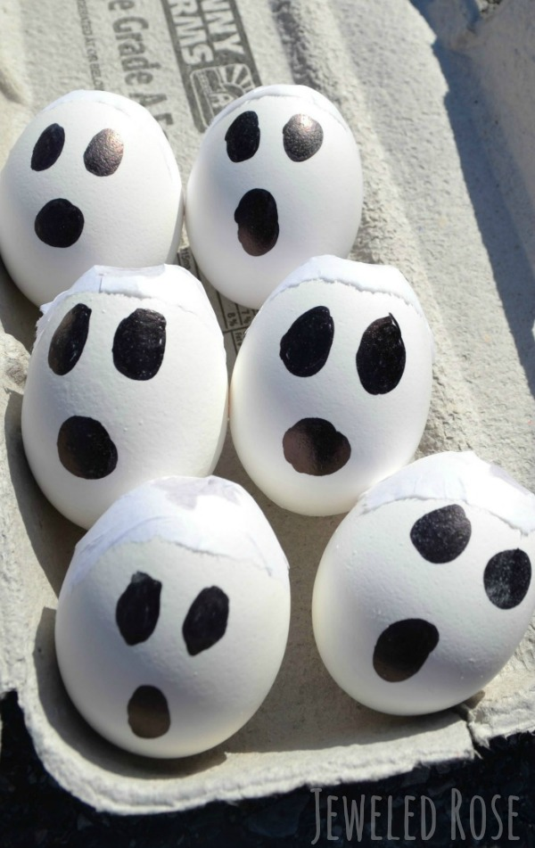 Cool boo bomb for kids at halloween.