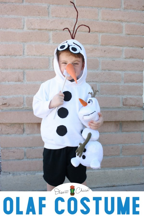 Halloween Toddler Costume