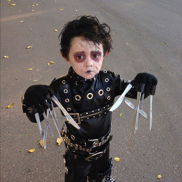Halloween Toddler Costume