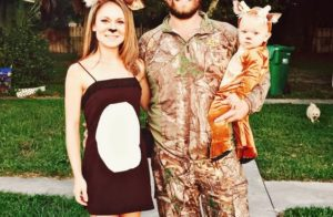 Fabulous Deer hunting and Camo Halloween family costumes