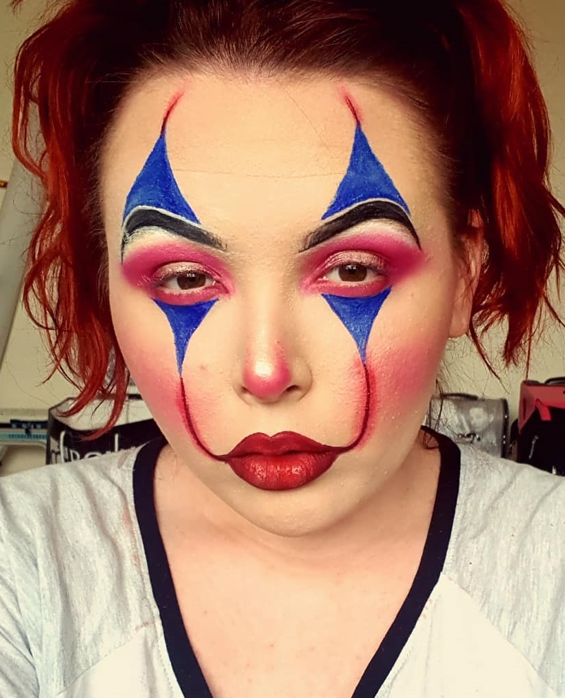 Halloween Makeup Easy Clown.Realistic And Absolutely 45 Easy Halloween Makeup Ideas To