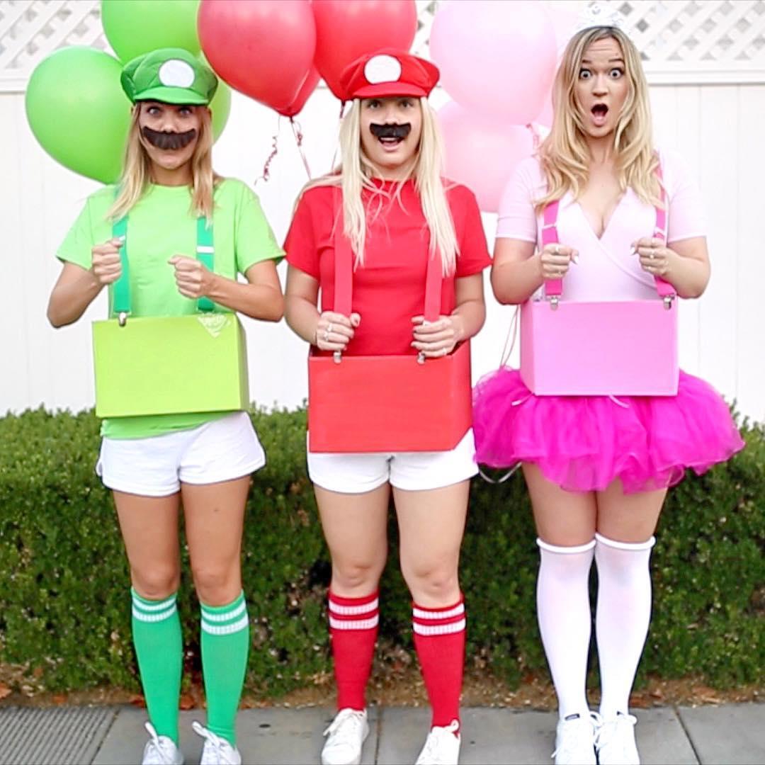 Funny DIY Halloween Costume Idea. Pic by alisha