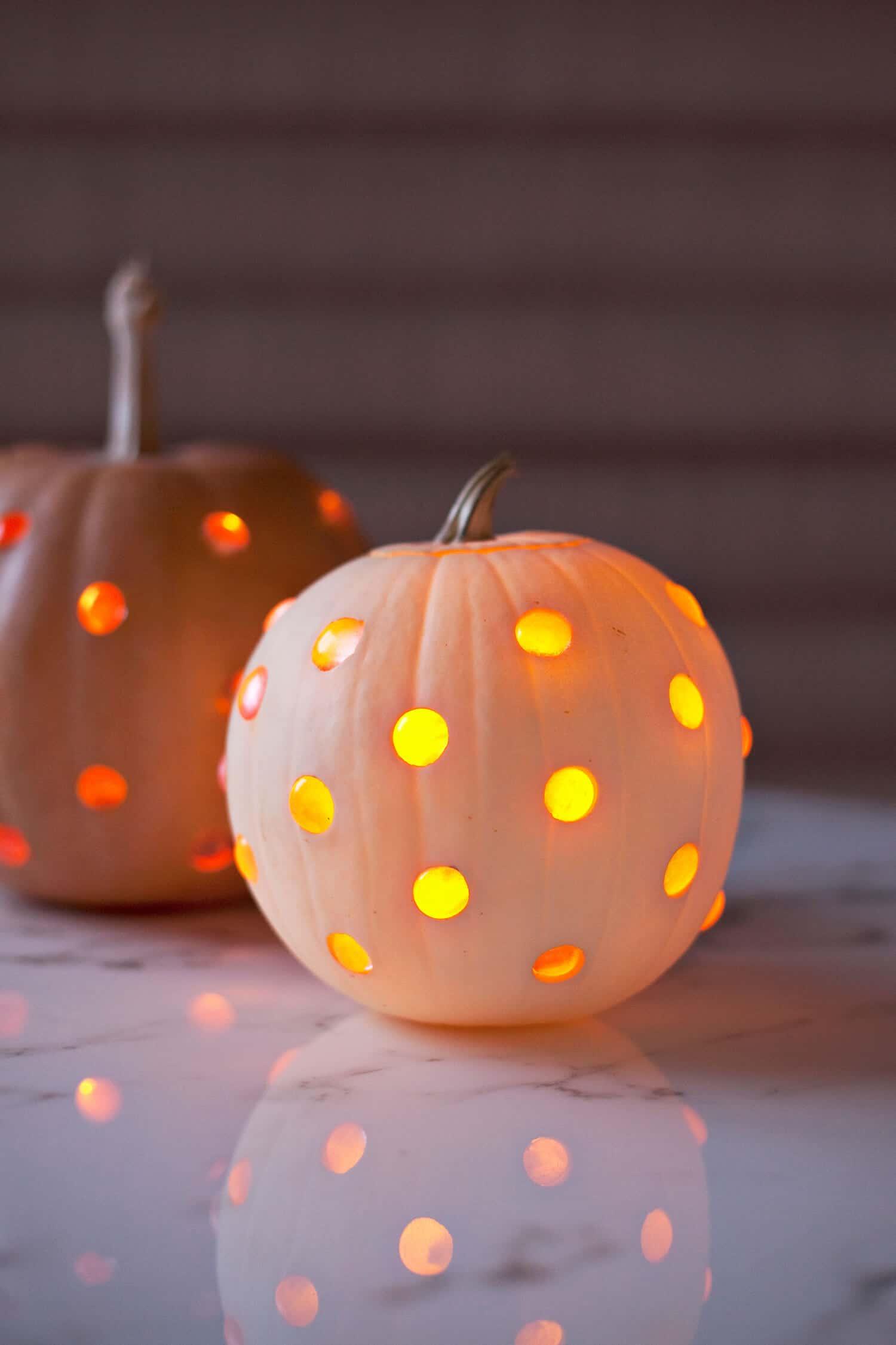 Pumpkin Carving for Halloween