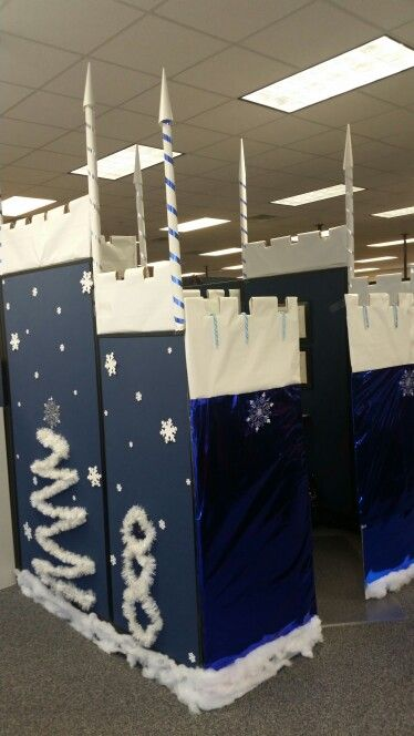 The Top 20 Best Office Cubicle Christmas Decorating Ideas Collagecab