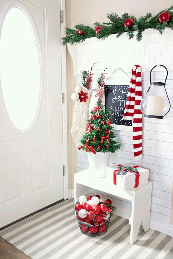 30 Truly Gorgeous Indoor Christmas Decoration Ideas Collagecab