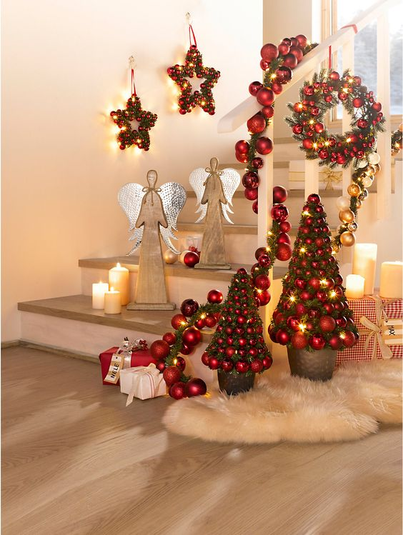 Fabulous Christmas decoration for party.
