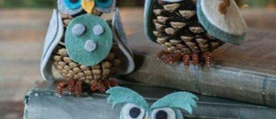 Fantastic little owl craft.
