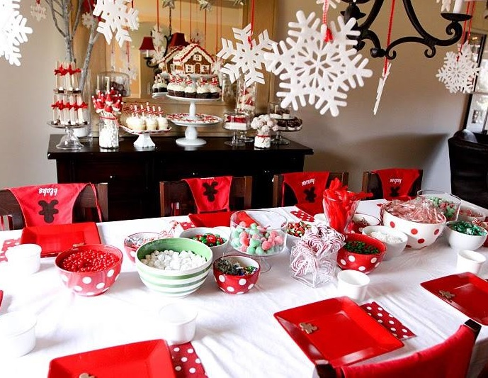 The Winning List Of 25 Best Christmas Party Decoration Ideas