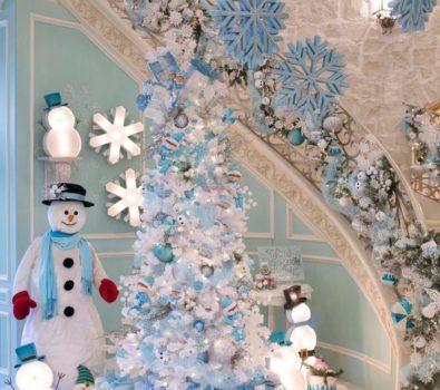 Magical Christmas home decor idea with this Christmas tree.