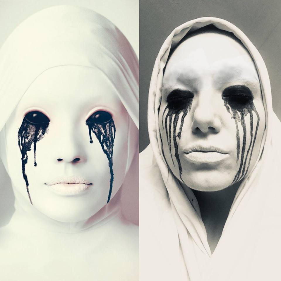 Nun from horror story.