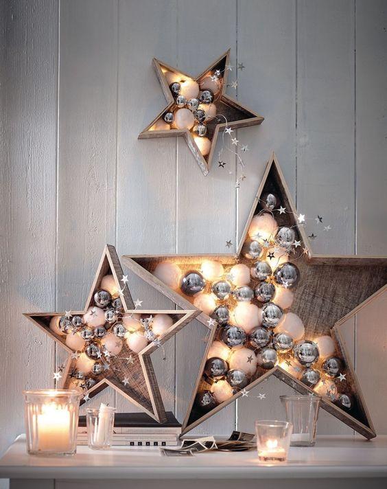 Unique Christmas ornament decoration ideas.