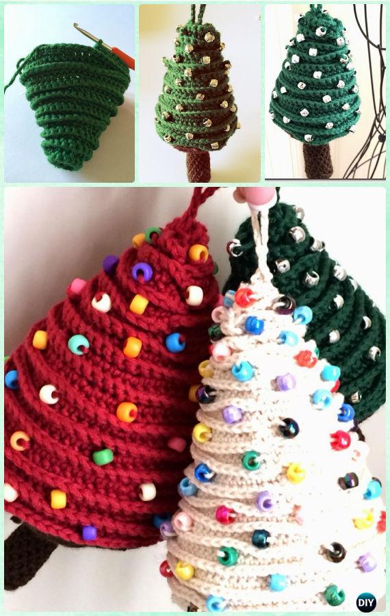 Adorable diy Christmas tree ornament.