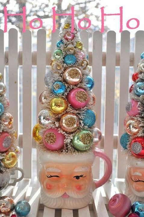 Table top ornament tree.