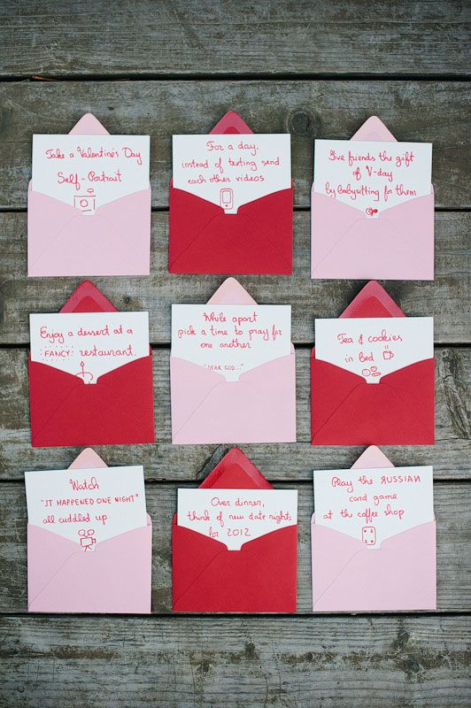 Beautiful mailbox Valentines day advent calendar.
