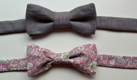 Bow tie made for your man.