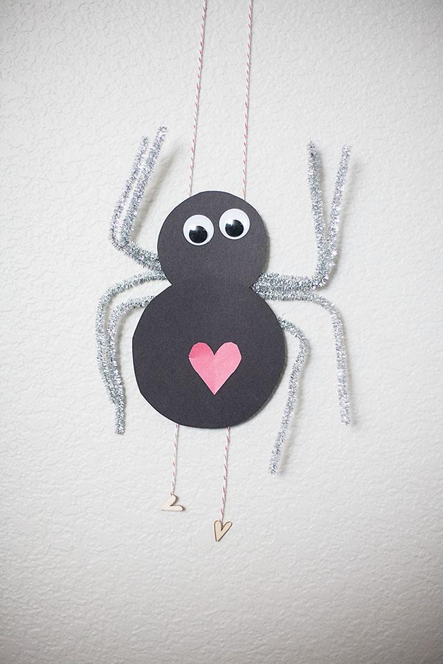 Climbing love bug.