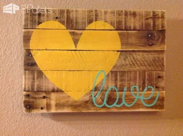 Fabulous love sign board.