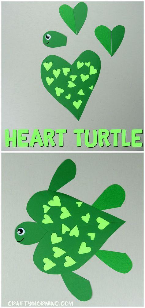 Little heart turtle.