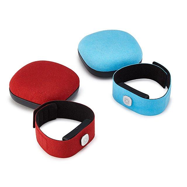 Long distance heartbeat speakers.