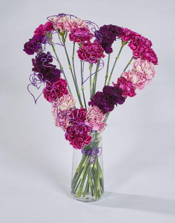 Nice Valentines day floral arrangements.