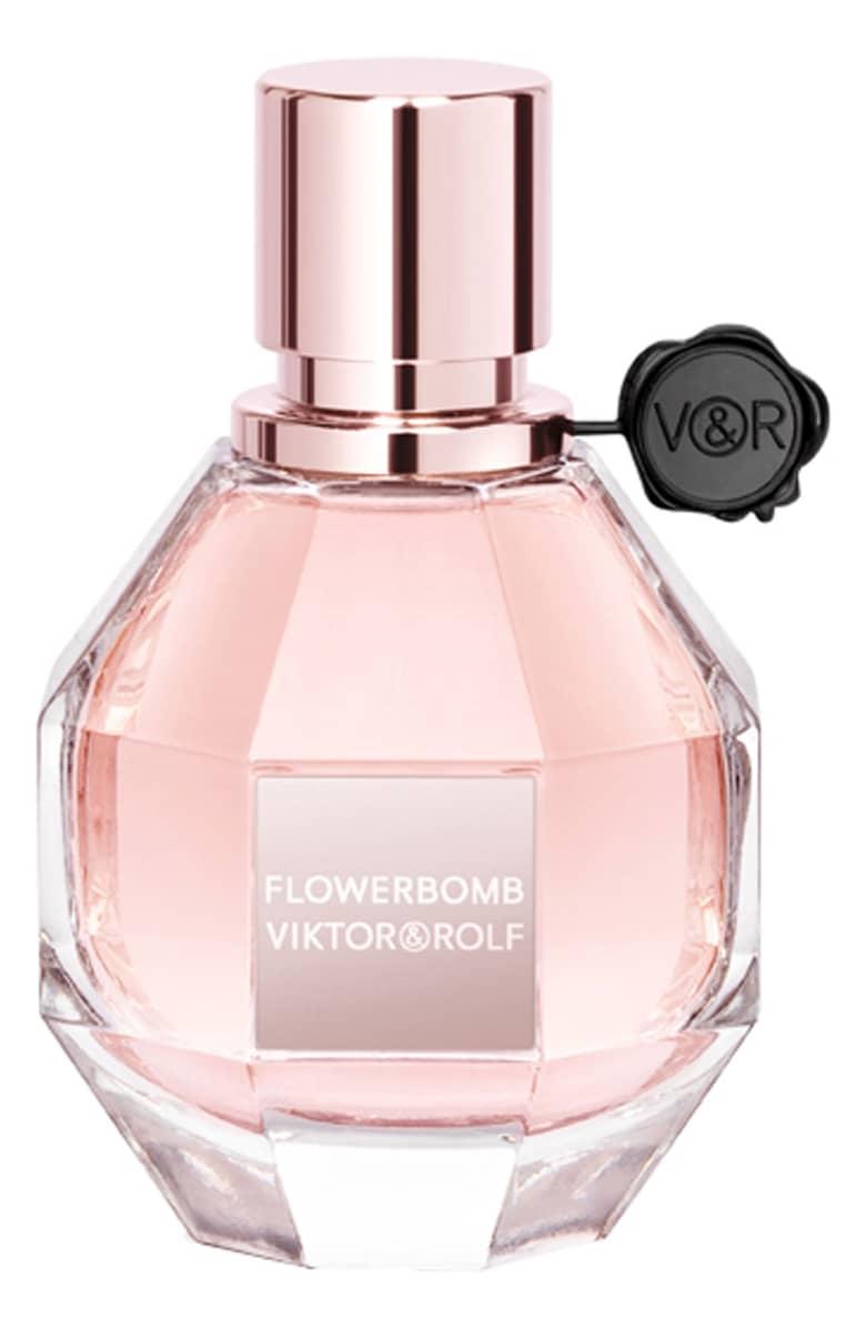 Flower bomb perfume spray.