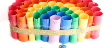 Rainbow coin toss games.