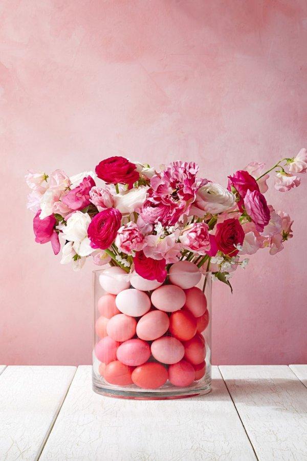 Fabulous Easter egg bouquet.