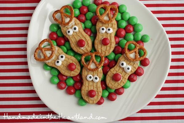 Nutter butter cookies.