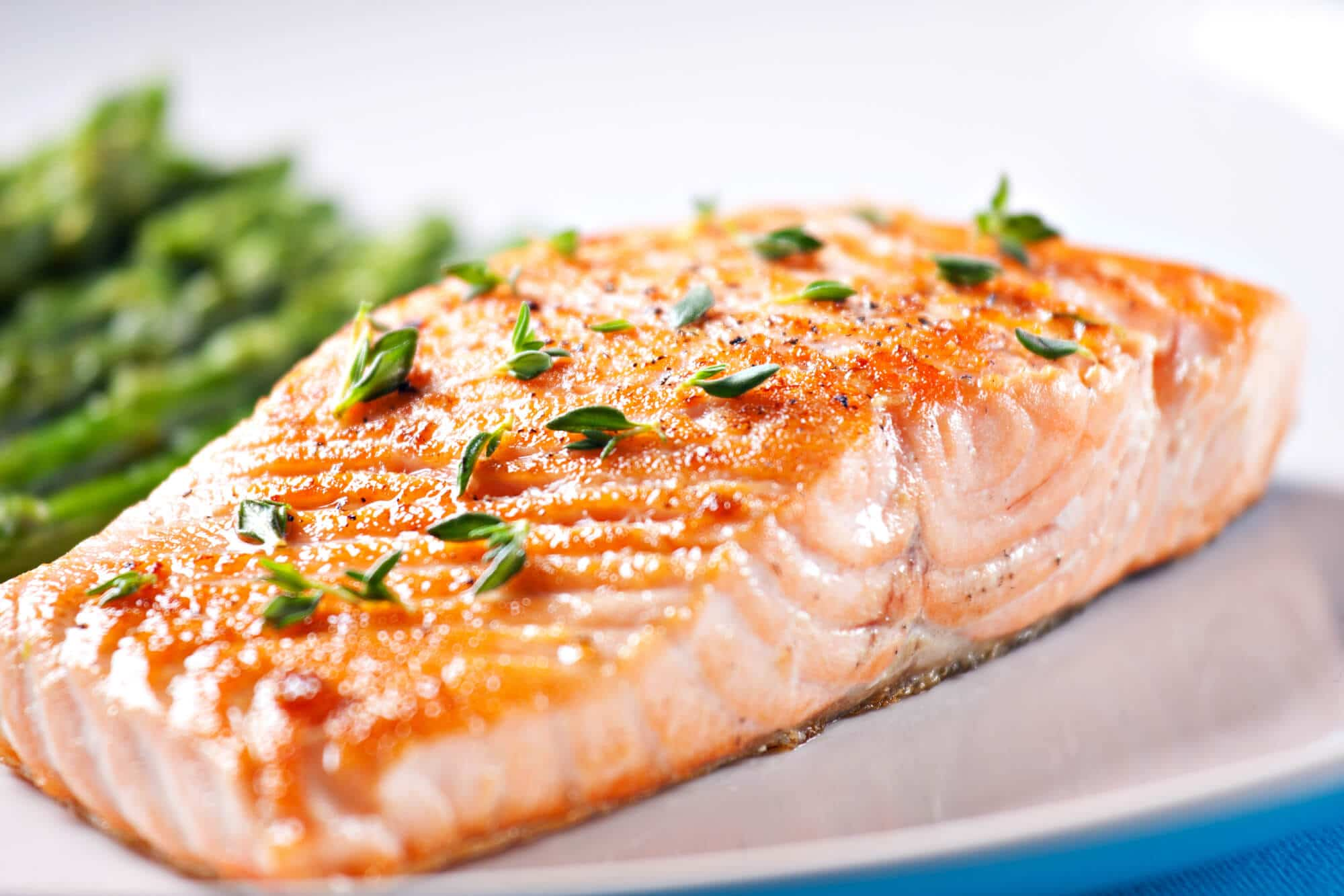 Baked salmon recipe.