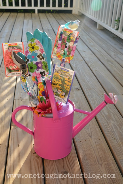 Gardening basket for mom.
