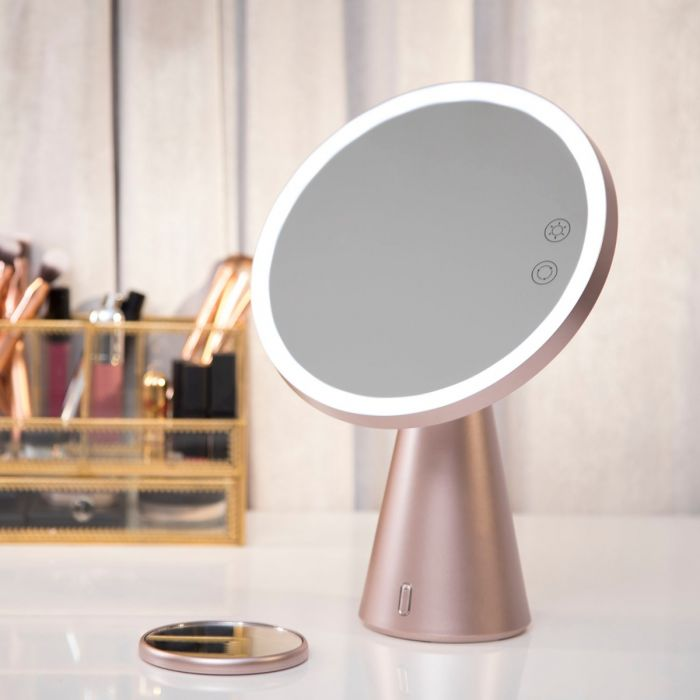Makeup mirror for your mom.