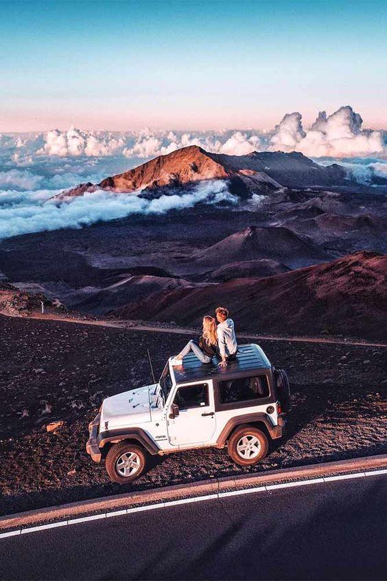 Plan an adventures trip.