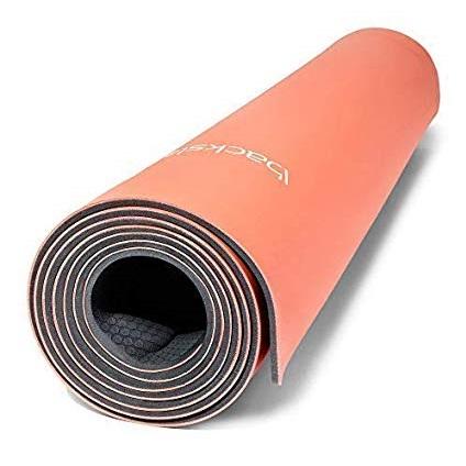 Self rolling smart yoga mat.